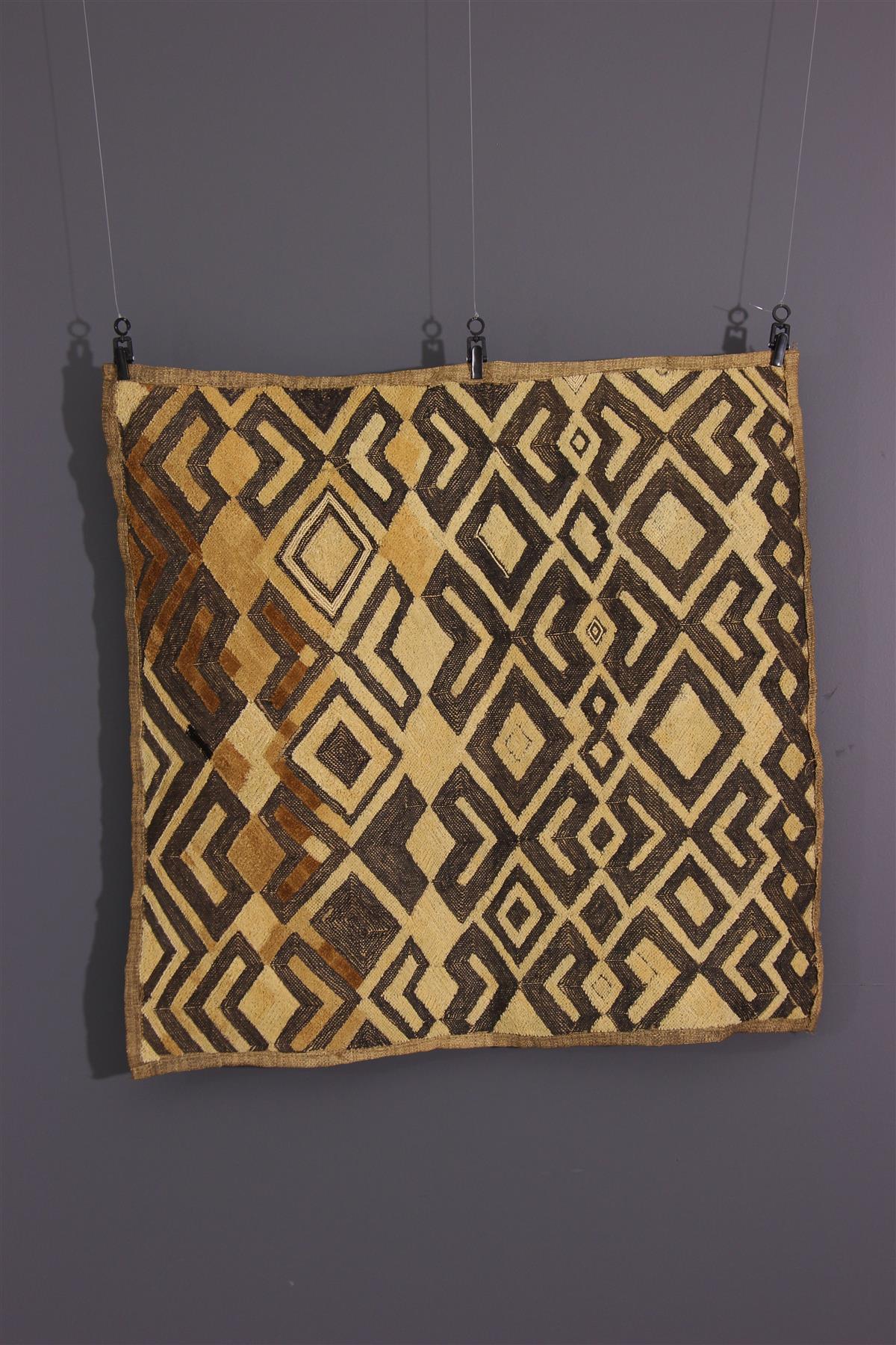Velours du Kasaï - Art africain