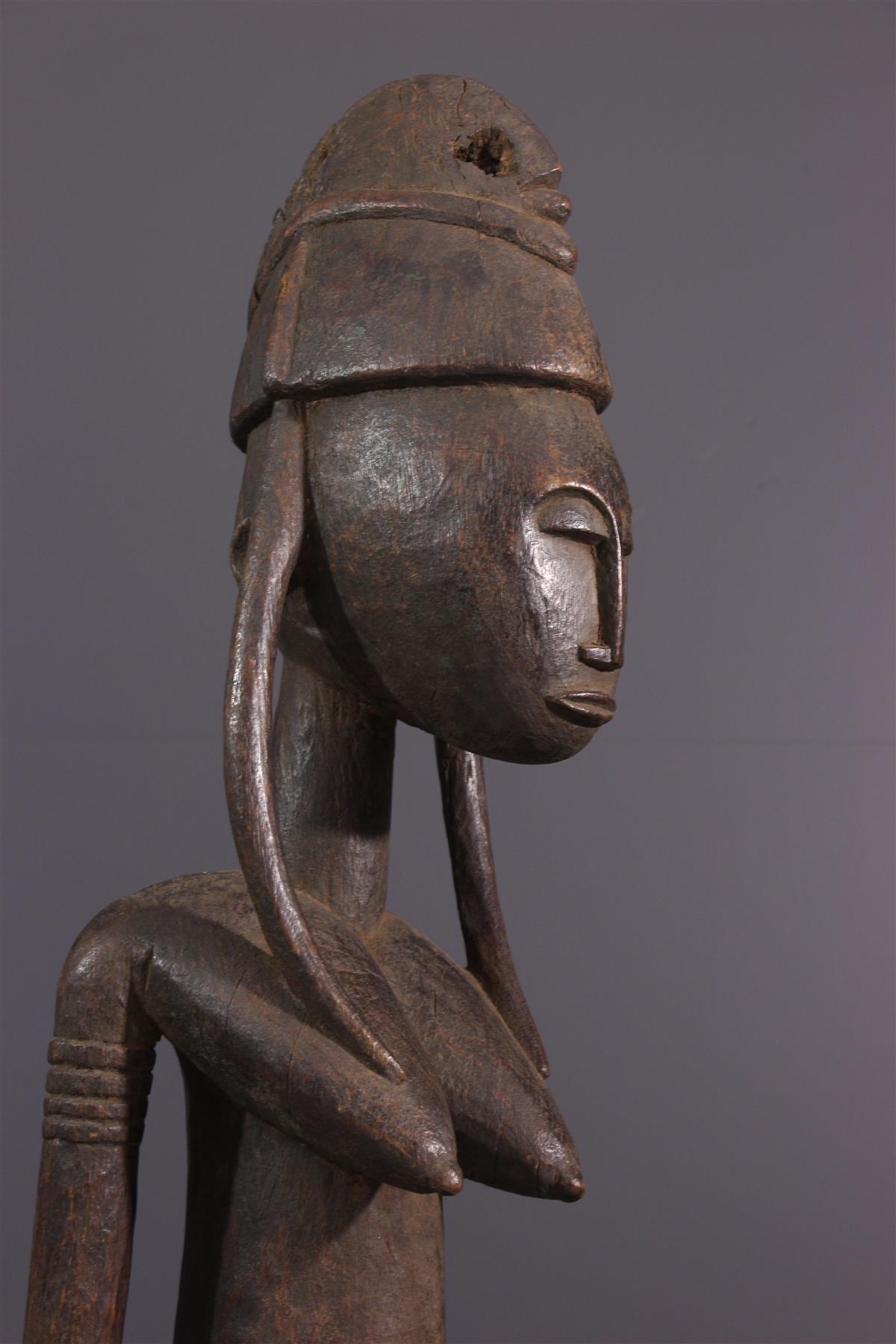 Maternité Bambara - Art africain