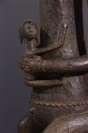 Statues africainesMaternité Bambara