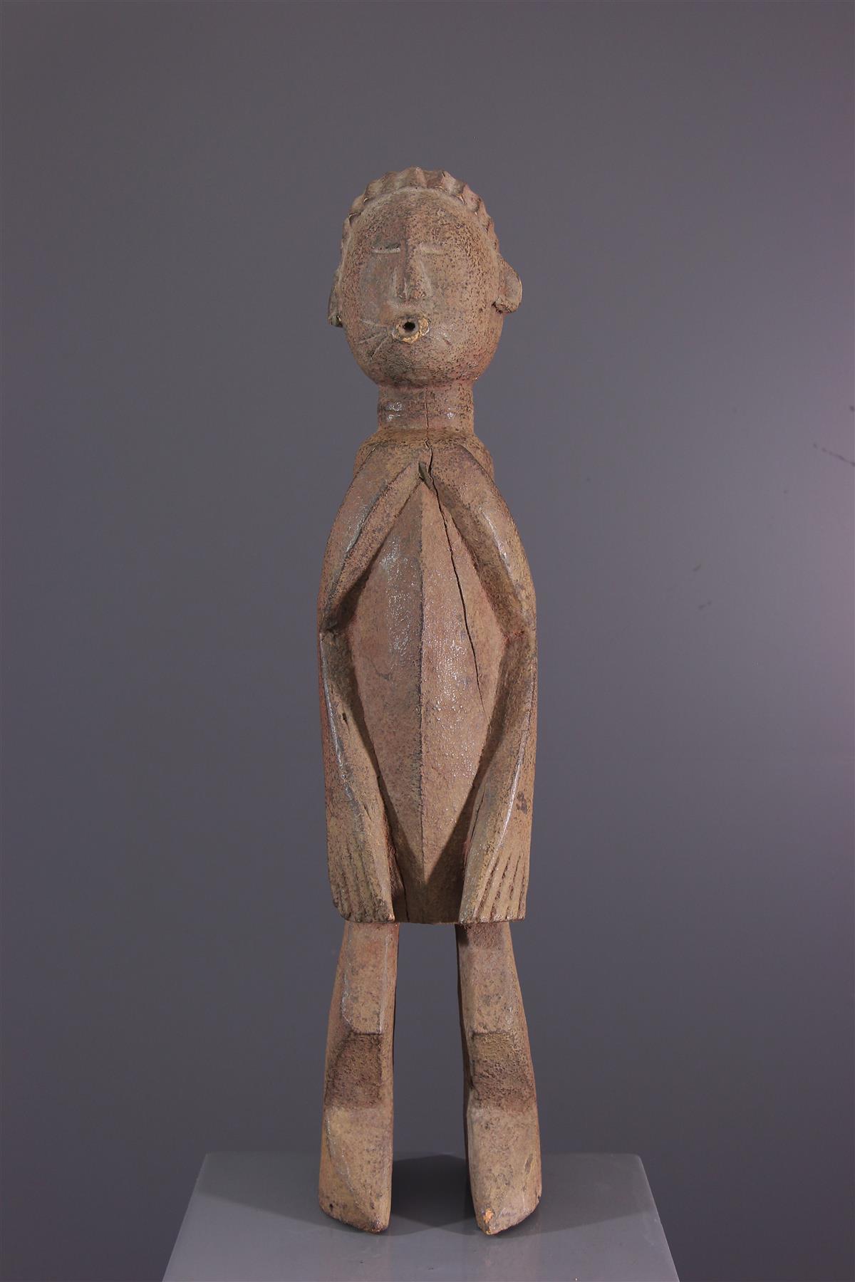 Statue Chamba - Art africain