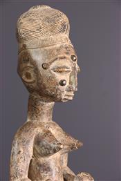 Statues africainesCouple Attié