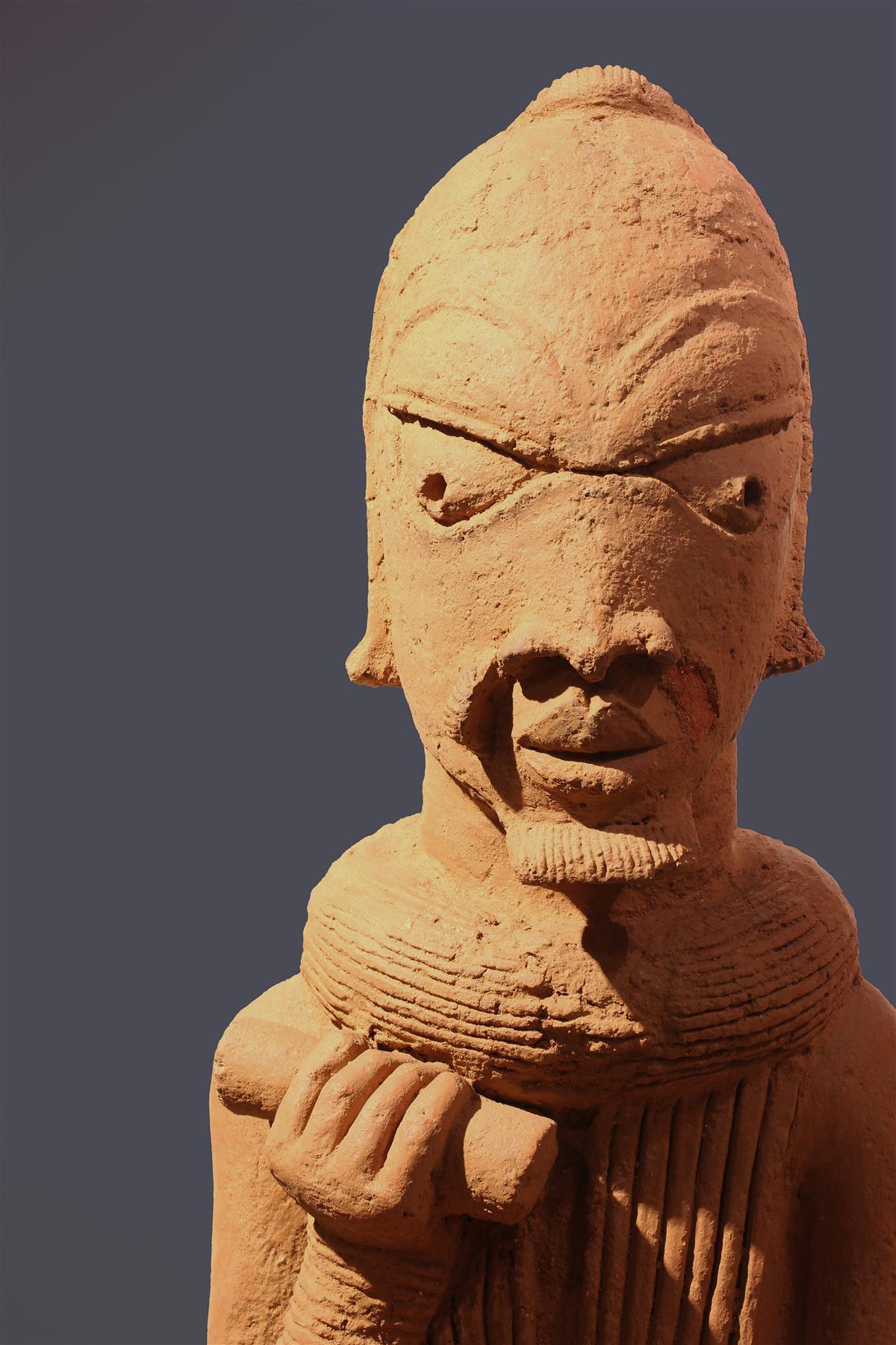 Statues Nok - Art africain