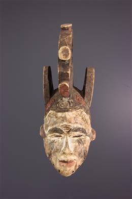 Masque miniature Igo Agbogo Mmwo