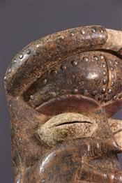 Masque africainMasque Bété-Guéré