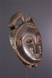 Masque africainMasque Baoulé/Yaouré