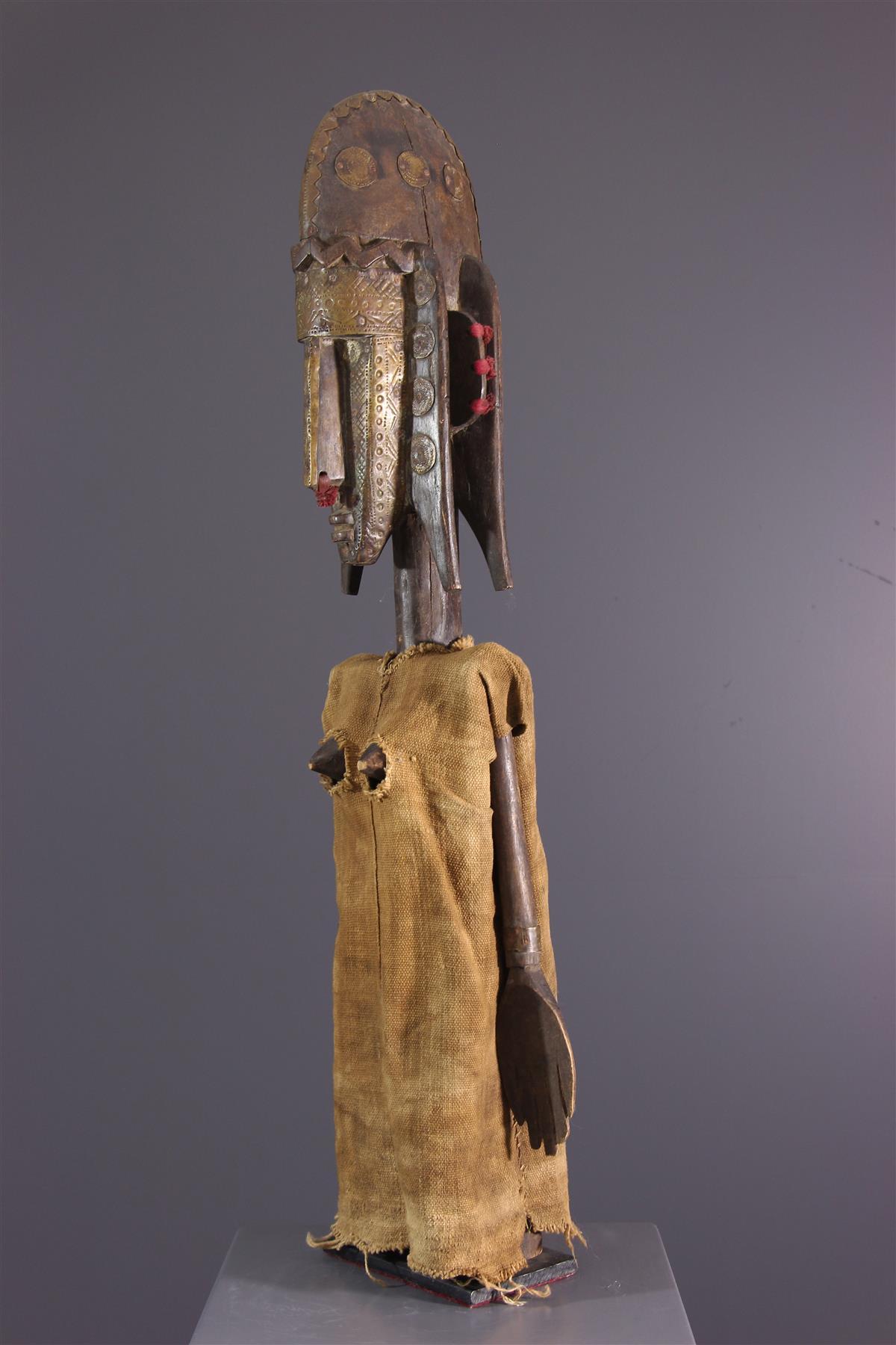 Marionnette Markha  - Art africain