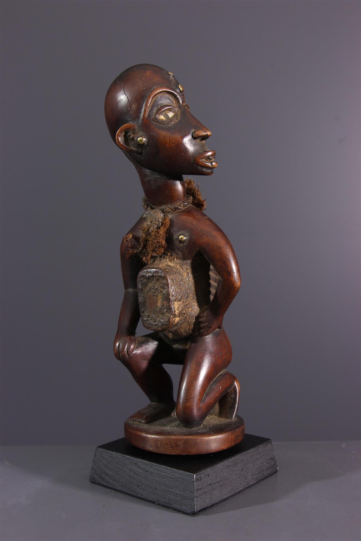 Fétiche Kongo - Art africain