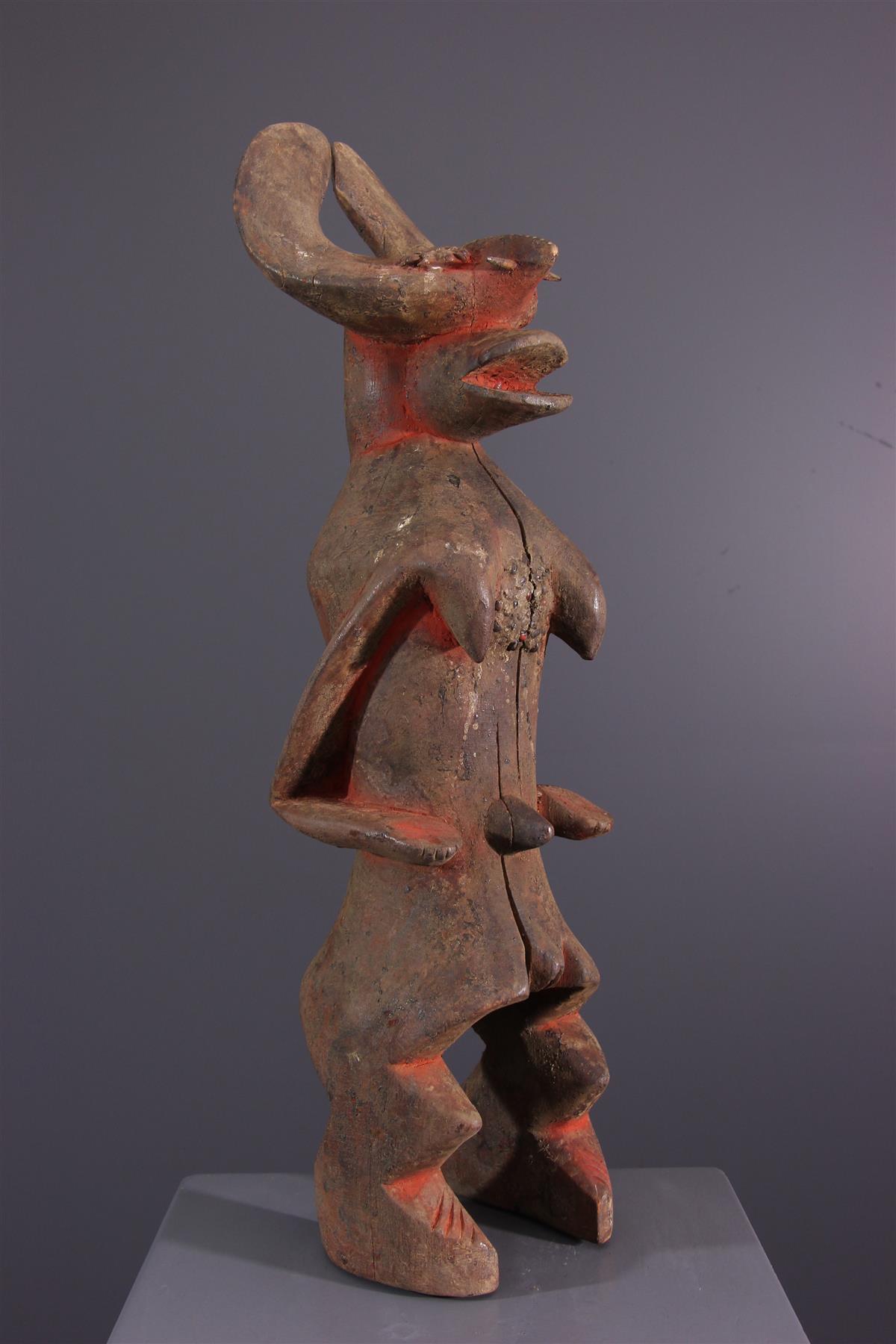 Statue Mama - Art africain