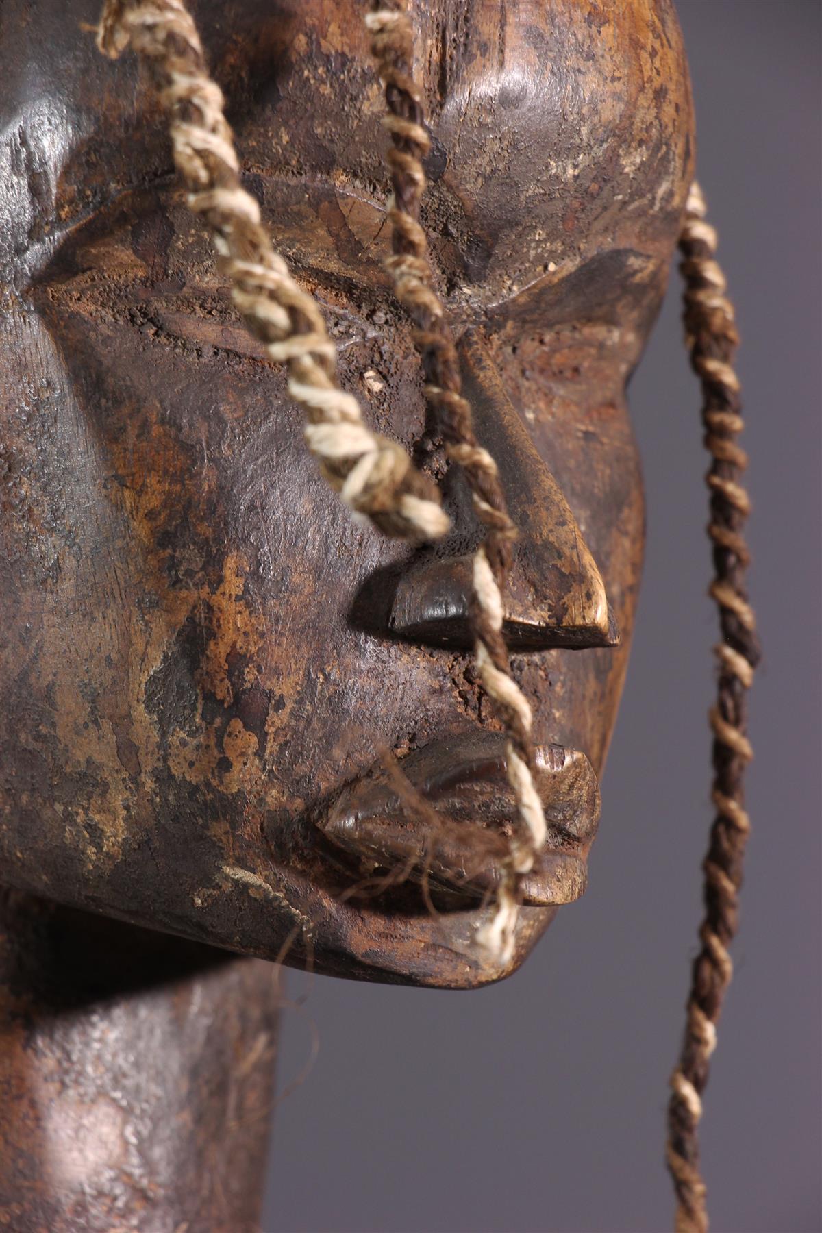 Maternité Dan - Art africain