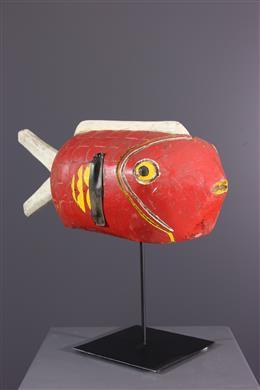 Poisson marionnette Bozo