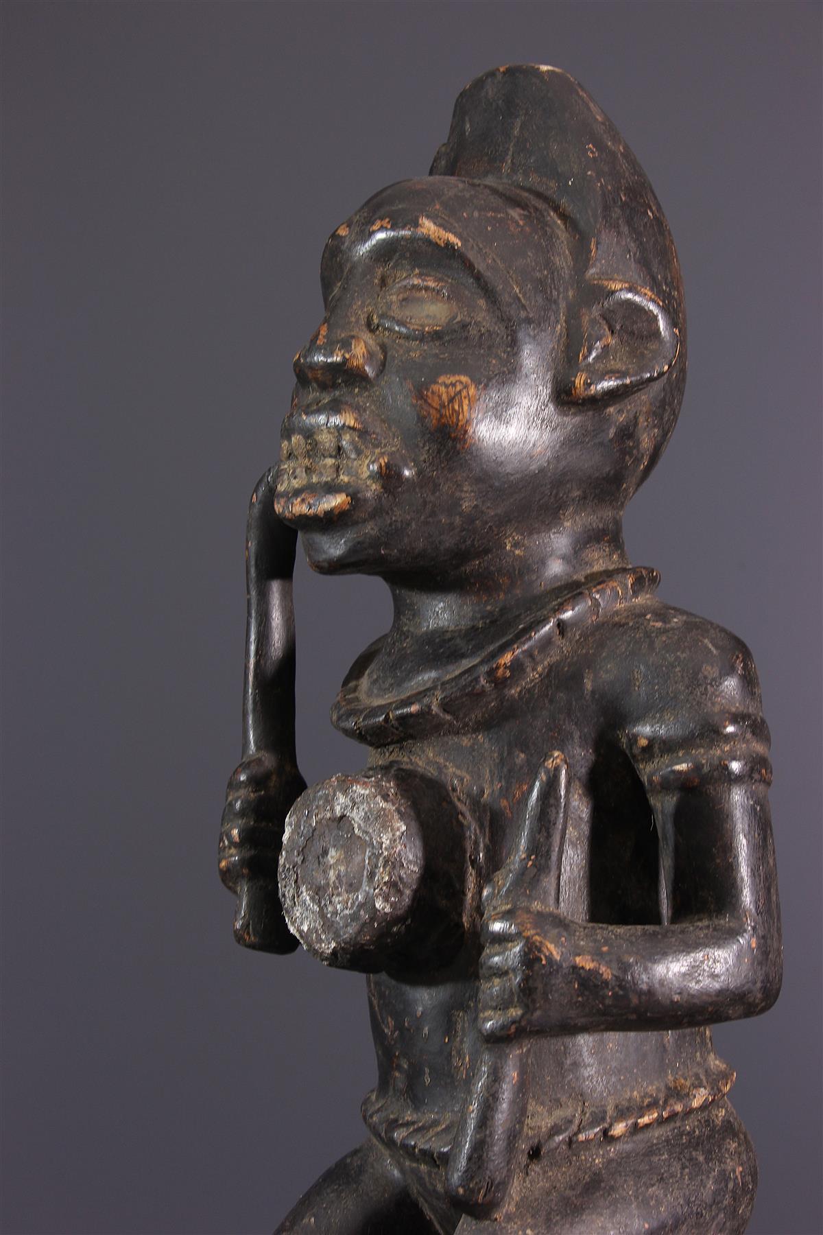 Statue Kongo - art africain