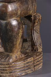 Statues africainesMaternité Baoulé