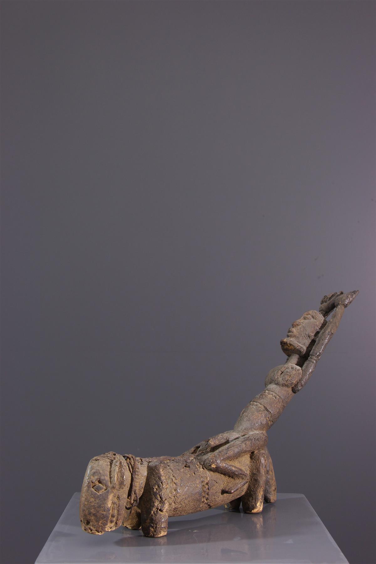 Figure Dogon - Art africain