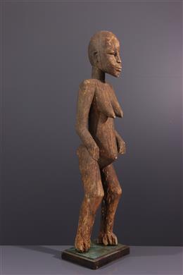 Statue féminine Bwa