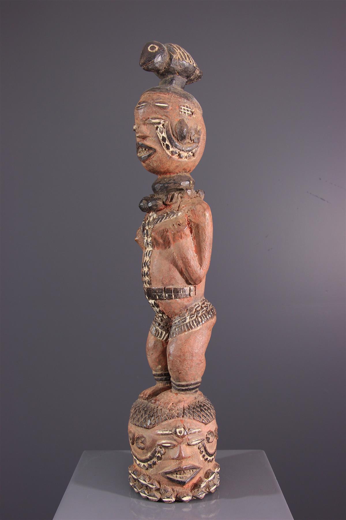 Statue Kouyou - Art africain