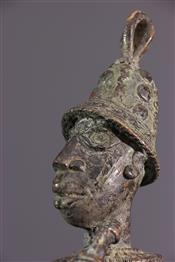 Statues africainesCavalier Bénin