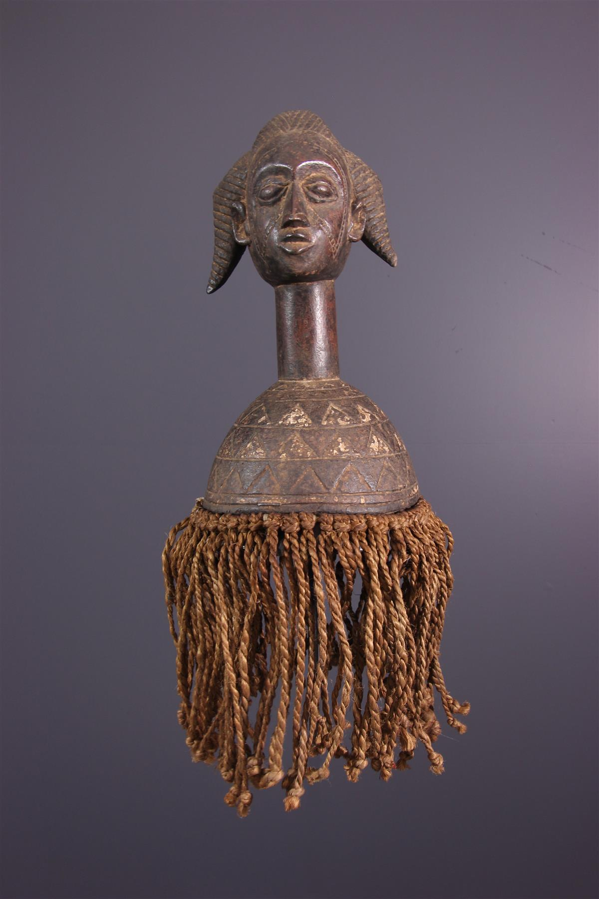 Masque Mossi - Art africain