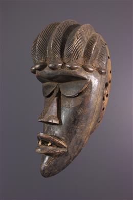 Masque Dan Bassa Gela/ Geh-naw