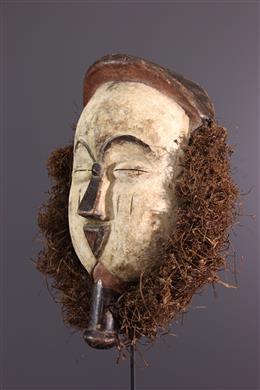 Masque ancestral Tsogho/Vuvi