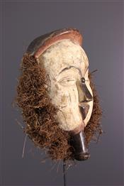 Masque africainMasque Mitsogho