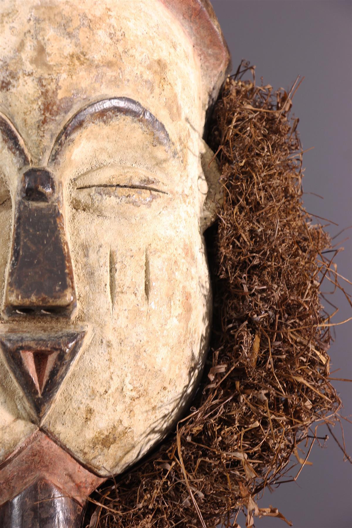 Masque Mitsogho - Art africain