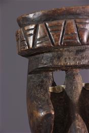 Masque africainMasque Wé Wobé