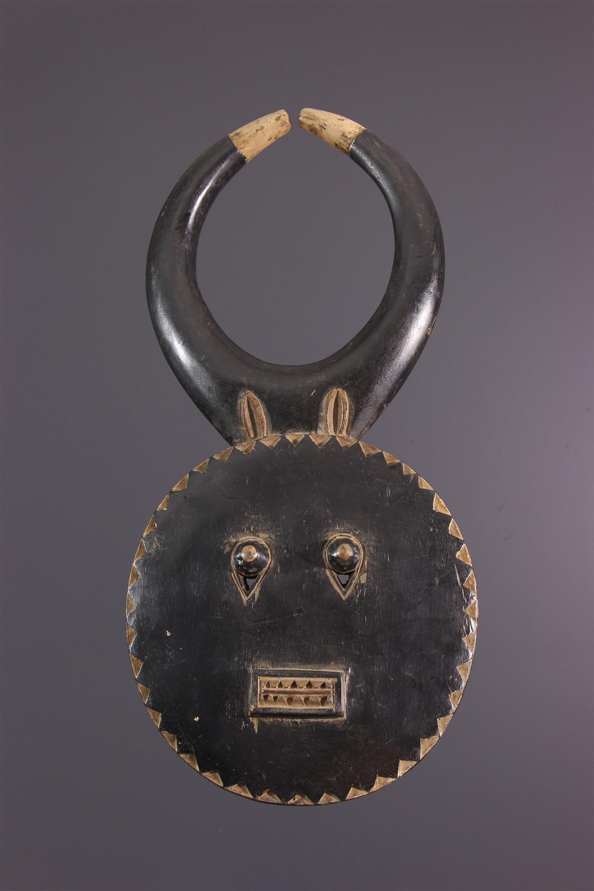Masque Kplé Kplé - Art africain