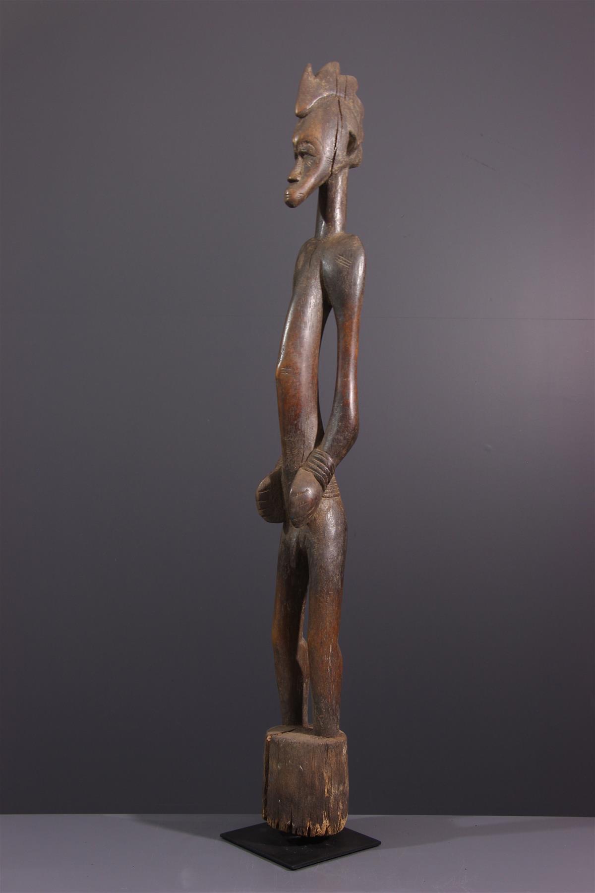 Statue Deblé - Art africain
