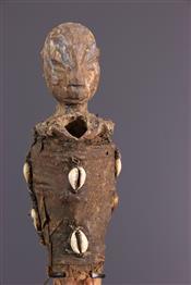 Statues africainesFétiche Vodou