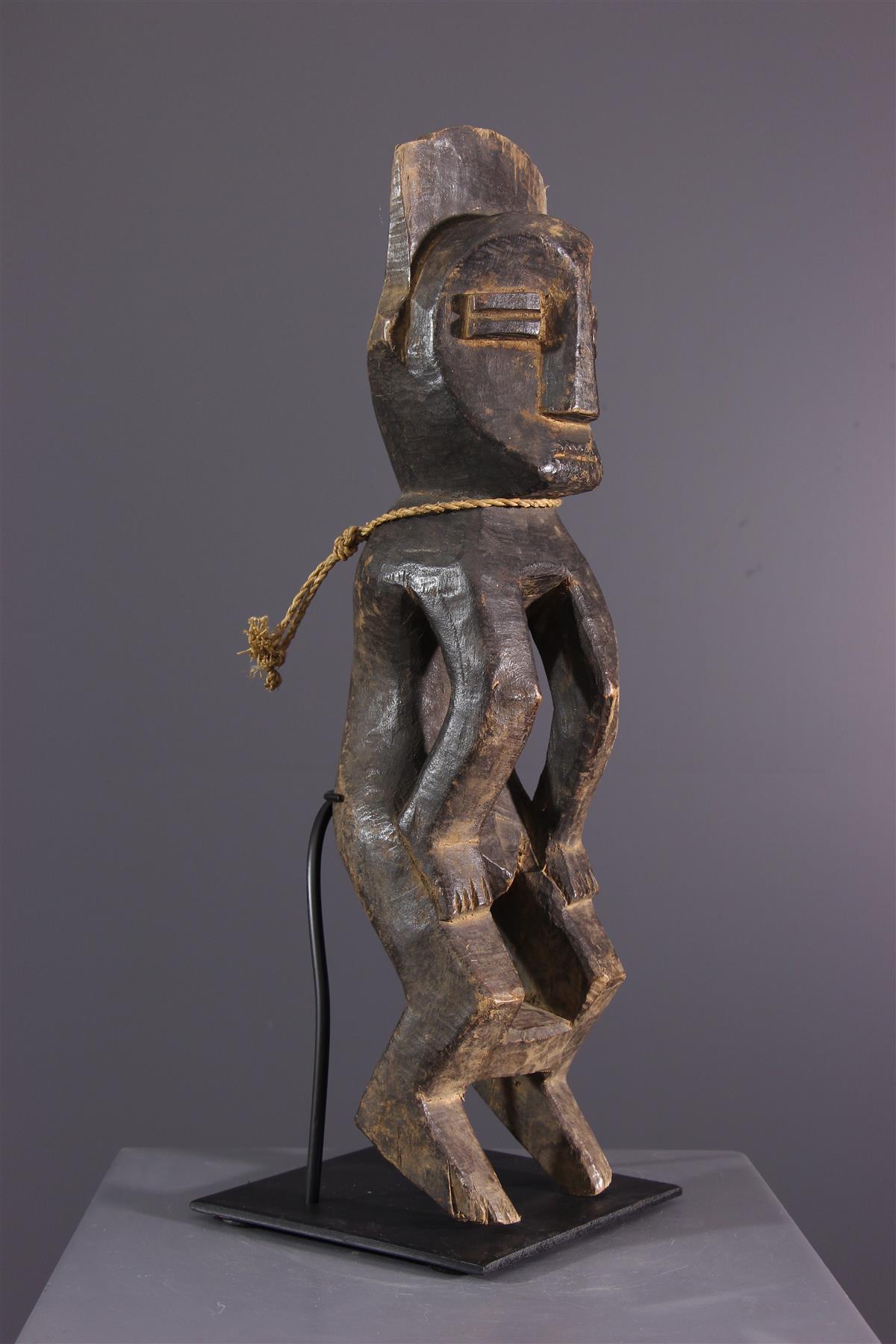 Statue Mbole - Art africain