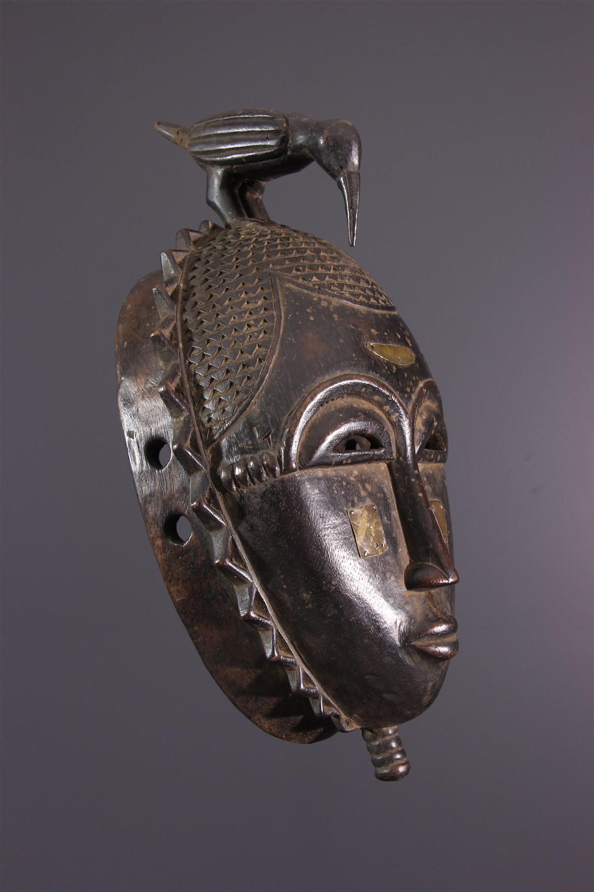 Masque Yaouré - Art africain