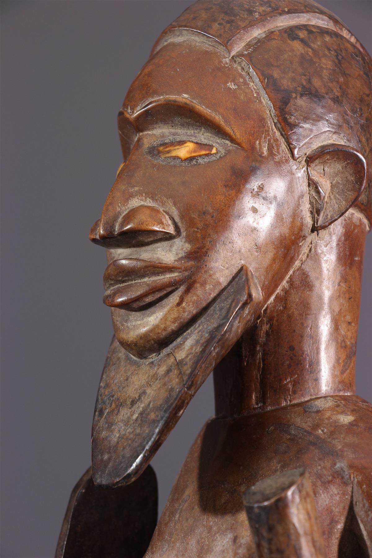 Statue Béembé - Art africain
