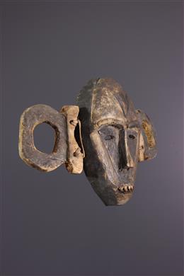 Masque Boa Kpongadomba