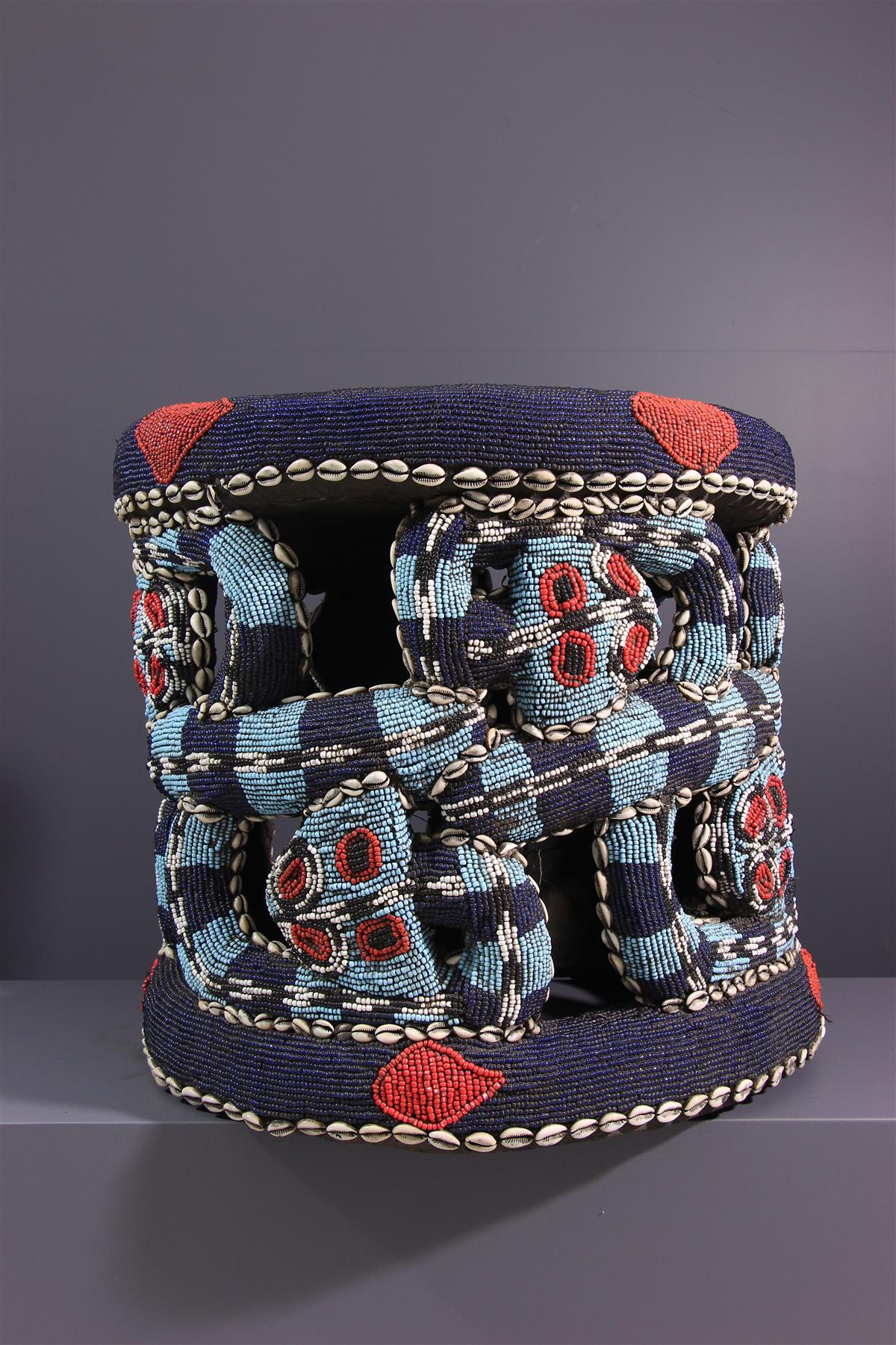 Tabouret Bamileke - Art africain
