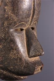 Masque africainMasque Gouro Zaouli