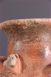 Pots, jarres, callebasses, urnesJarre Niger