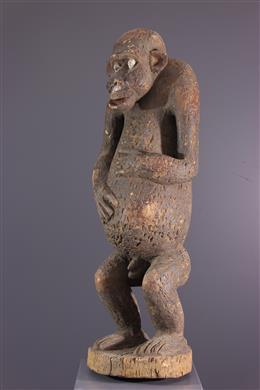 Statue Boulou