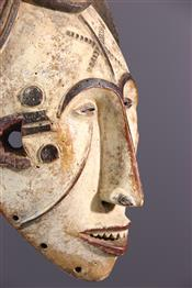 Masque africainMasque Igbo
