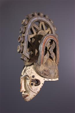 Masque casque Igbo Ikorodo