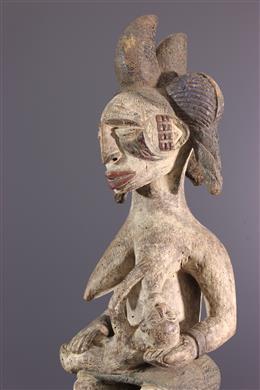 Figure de maternité Igbo