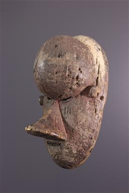 Art africain - Masque Salampasu Kasangu
