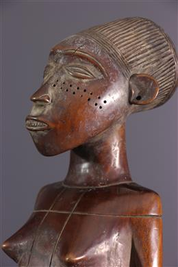 Statue hermaphrodite Mangbetu