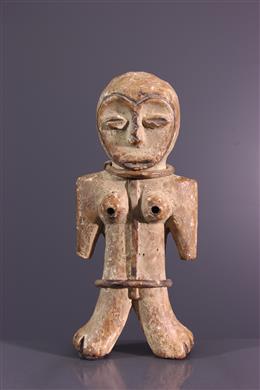 Statuette africaine Iginga Bwami - Lega - Congo RDC