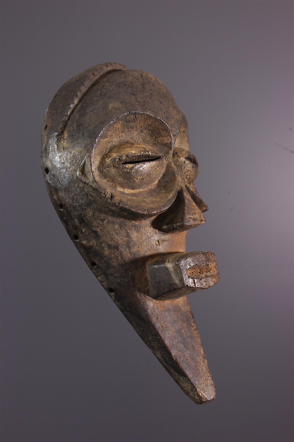 Masque Mbagani - Art africain