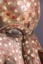 Masque africainMasque-heaume Senoufo