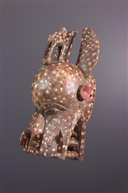 Art africain - Masque-heaume Senoufo Poniugo