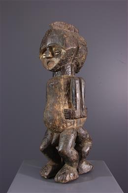 Statue janiforme Ambete