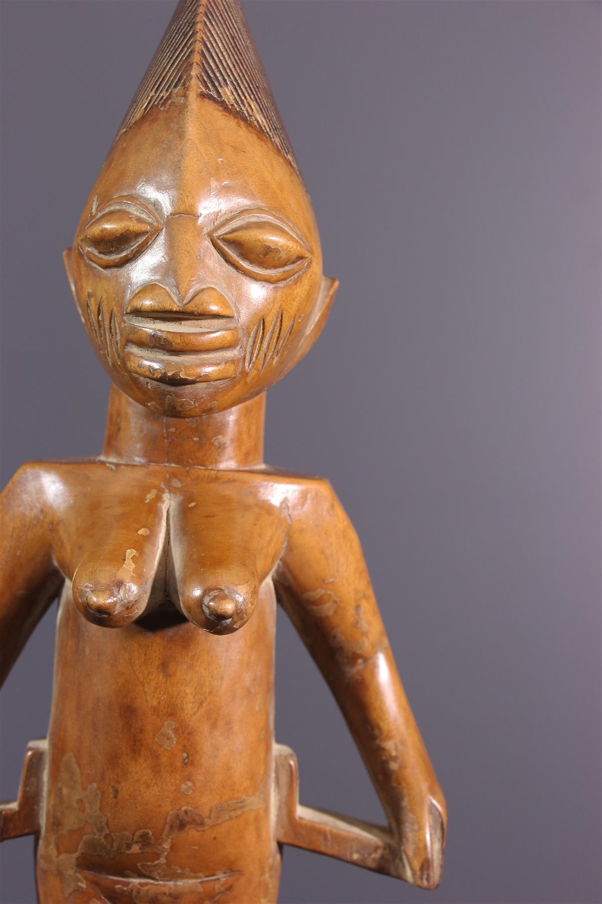 Statuette Ibeji - Art africain
