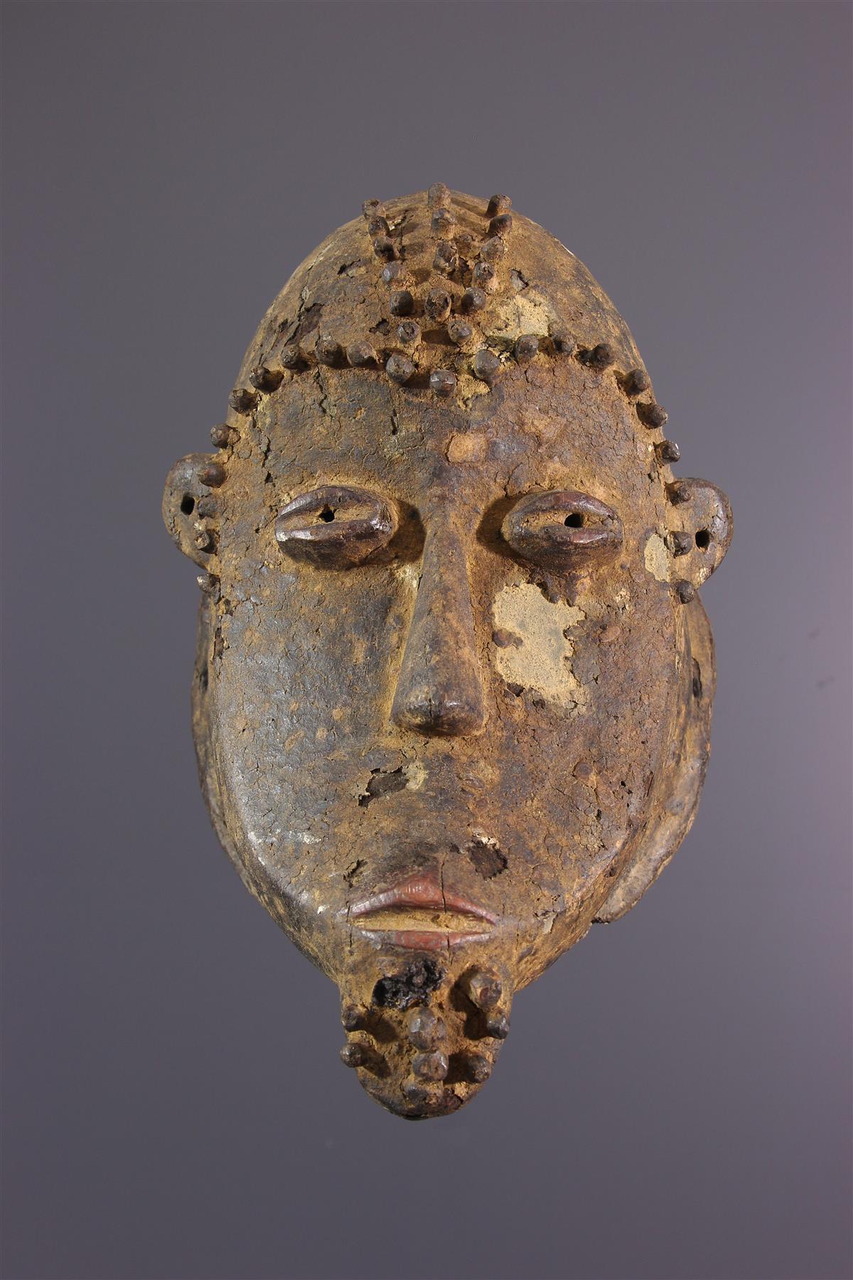 Masque Mambila - Art africain