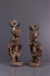 Statues africainesStatuettes Ibeji